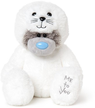Me To You Seal Plush Bear