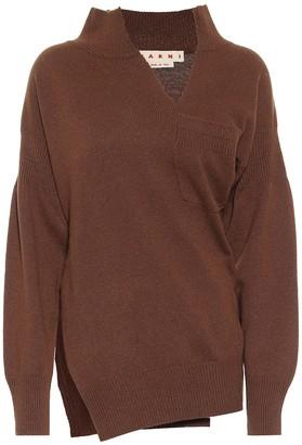 Marni Cashmere-blend sweater