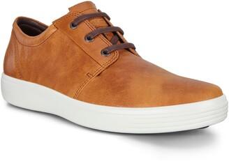 Ecco Soft 7 Plain Toe Sneaker