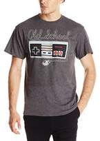 Nintendo Men's Tangled Controller T-Shirt