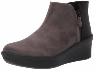Clarks Women's Step Rose Up Ankle Boot
