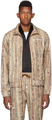 Han Kjobenhavn Multicolor Cotton Track Jacket