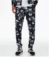 Nike Men's Sportswear Floral N98 Track Pants, Black