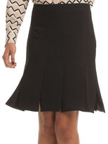 Trina Turk Solid Knee-Length Carwash Skirt