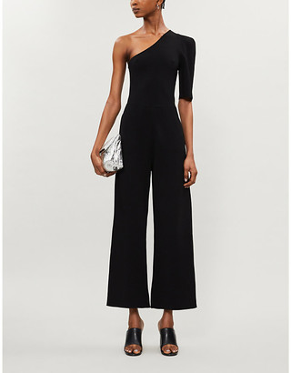 Stella McCartney Wide-leg knitted jumpsuit
