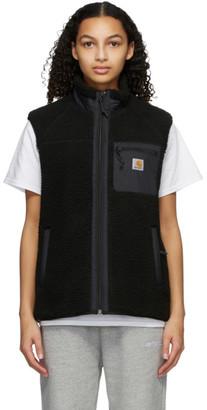 Carhartt Work In Progress Black Prentis Vest