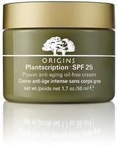 Origins Plantscription(TM) Spf 25 Power Anti-Aging Oil-Free Cream