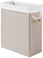 Slim Space-Saving Laundry Hamper