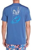 Vineyard Vines Men's Fish Fly Performance T-Shirt