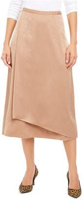 Alfani Faux-Wrap Skirt