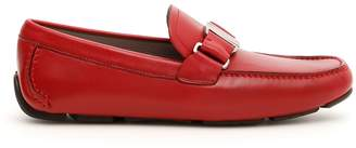 Salvatore Ferragamo Sardegna Driving Shoes