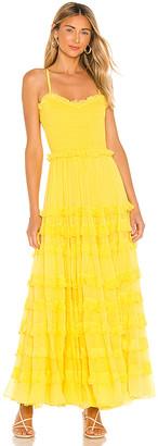 Majorelle Mimi Maxi Dress