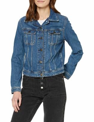 Lee Women's Rider Jacket' Denim