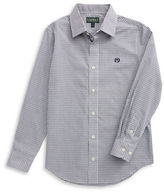 Lauren Ralph Lauren BOYS 8-20 Checkered Sportshirt