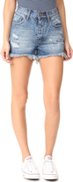One Teaspoon Bonita High Waist Shorts