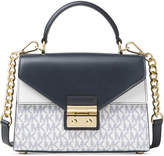 MICHAEL Michael Kors Small Signature Sloan Top-Handle Satchel