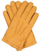 Dents Hampton Cashmere-lined Leather Gloves