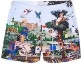 Orlebar Brown 'Bulldog' Hills print swim shorts