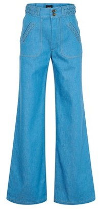 MARC JACOBS, RUNWAY Cotton jeans