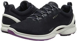 Ecco Sport Sport Biom Fjuel (Navy Yak Nubuck) Women's Lace up casual Shoes