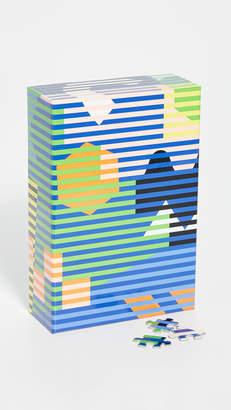 Areaware Gift Boutique Dusen Dusen Pattern Puzzle