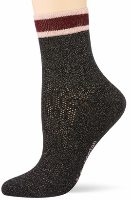 Burlington Women's Happy New Year Calf Socks