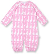 Le Top Single File Coverall (Baby Girls)