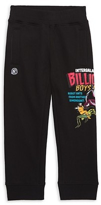 Billionaire Boys Club Little Boy's & Boy's Graphic Sweatpants
