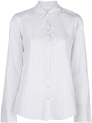 Cinq à Sept striped Marisol shirt