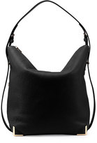 Alexander Wang Prisma Leather Hobo Bag, Black