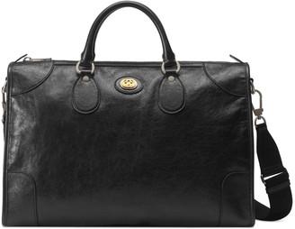 Gucci Medium soft leather duffle