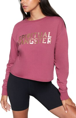 Spiritual Gangster Mazzy Crewneck Sweatshirt