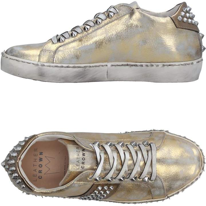 Leather Crown Low-tops & sneakers - Item 11326986RR