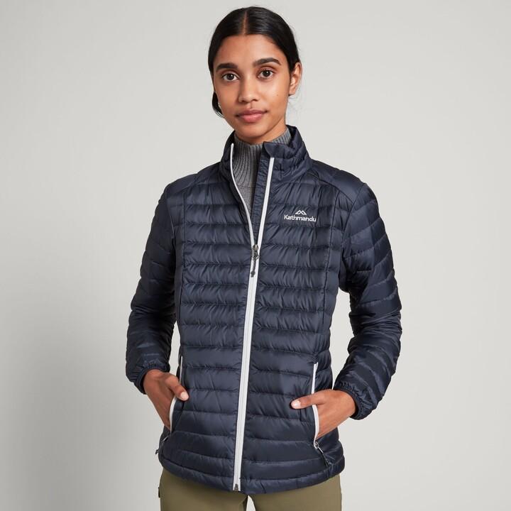 Thumbnail for your product : Kathmandu Heli Womens 600 Fill Lightweight Down Jacket