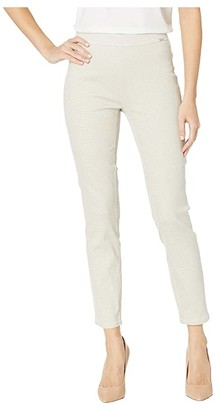 FDJ French Dressing Jeans Honeycomb Print Pull-On Ankle in Sand (Sand) Women's Jeans