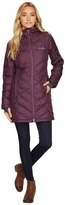 Columbia Heavenly Long Hooded Jacket Women's Coat