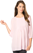 A Pea in the Pod Keyhole Detail Maternity Blouse