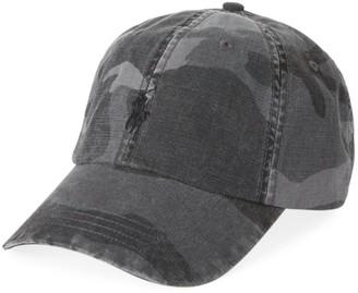Polo Ralph Lauren Camouflage Baseball Cap