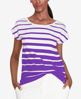 Lauren Ralph Lauren Petite Striped T-Shirt