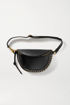 Isabel Marant Skano Studded Leather Belt Bag