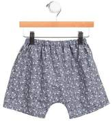 Makie Boys' Casual Printed Shorts