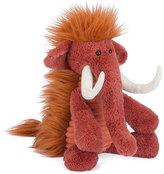 Jellycat Snagglebaggle Winston Wooly Mammoth, Orange