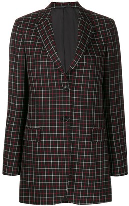 Paul Smith Checked Blazer