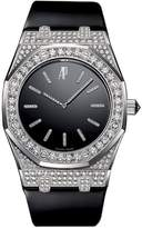 Audemars Piguet Royal Oak Tuxedo Diamond Men's Watch