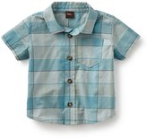 Tea Collection Tidewater Plaid Woven Shirt (Baby & Toddler Boys)