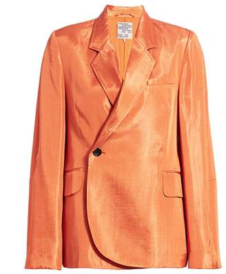 Baum und Pferdgarten Dance Becks Asymmetric Single-Button Jacket