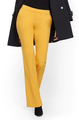 New York & Co. Petite Straight-Leg Pant - Modern - 7th Avenue