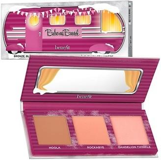 Benefit Cosmetics Babe On Board Mini Blush, Bronzer & Highlighter Palette - $48 Value