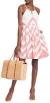 Plenty by Tracy Reese Loli Tile Halter Dress