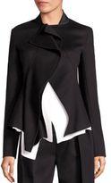 HUGO BOSS Runway Jamida Wool & Cashmere Jacket
